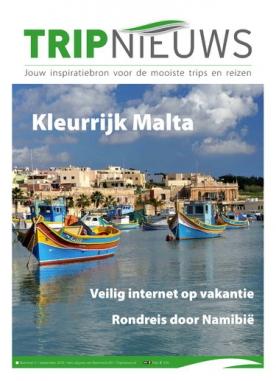 TripTalk 5, iOS & Android  magazine