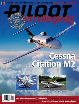 Piloot & Vliegtuig 11, iOS & Android  magazine