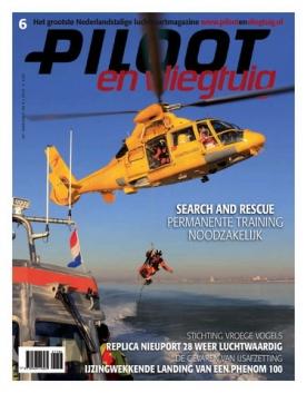 Piloot & Vliegtuig 6, iOS & Android  magazine