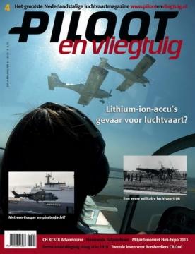 Piloot & Vliegtuig 4, iOS & Android  magazine