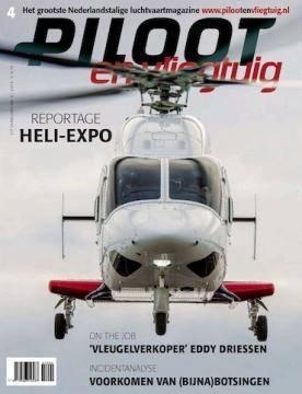 Piloot & Vliegtuig 4, iOS magazine