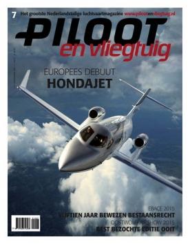 Piloot & Vliegtuig 7, iOS & Android  magazine
