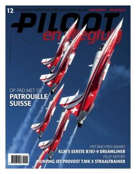 Piloot & Vliegtuig 12, iOS, Android & Windows 10 magazine