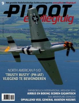Piloot & Vliegtuig 9, iOS & Android  magazine