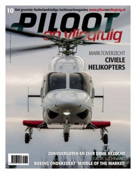 Piloot & Vliegtuig 10, iOS, Android & Windows 10 magazine