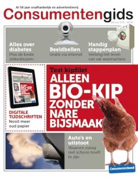 Consumentengids 2, iOS & Android  magazine