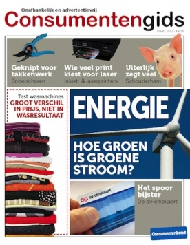 Consumentengids 3, iOS & Android  magazine