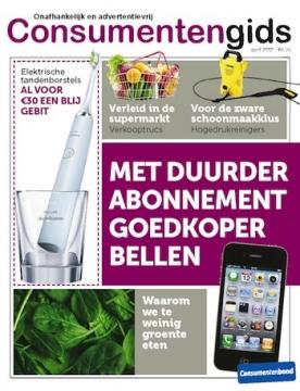 Consumentengids 4, iOS, Android & Windows 10 magazine