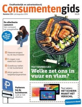 Consumentengids 7, iOS & Android  magazine