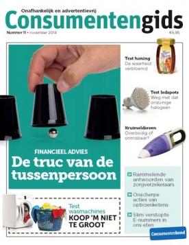 Consumentengids 11, iOS & Android  magazine