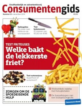 Consumentengids 12, iOS & Android  magazine