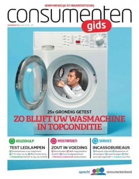 Consumentengids 5, iOS & Android  magazine