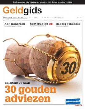 Geldgids 8, iOS & Android  magazine