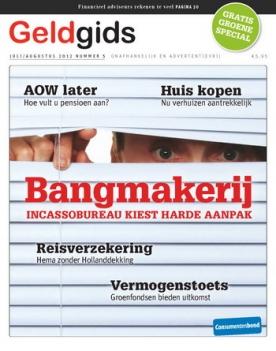 Geldgids 5, iOS & Android  magazine
