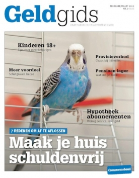 Geldgids 2, iOS & Android  magazine