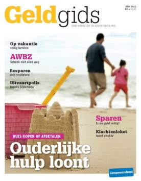 Geldgids 4, iOS & Android  magazine