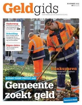 Geldgids 7, iOS & Android  magazine