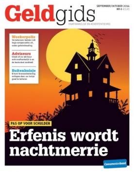 Geldgids 6, iOS & Android  magazine