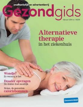 Gezondgids 1, iOS & Android  magazine