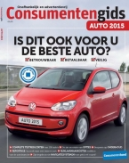 Consumentengids AUTO  2015, iOS, Android & Windows 10 magazine