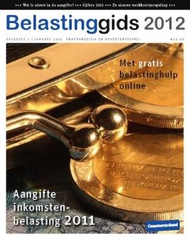 Belastinggids 1, iOS & Android  magazine