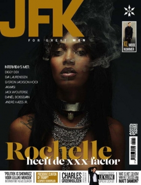 JFK 60, iOS & Android  magazine