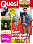 Quest 12, iOS & Android  magazine