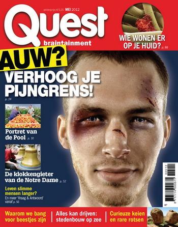 Quest 5, iOS, Android & Windows 10 magazine