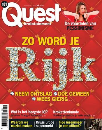 Quest 7, iOS, Android & Windows 10 magazine