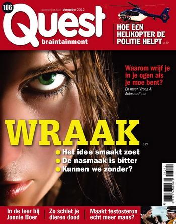 Quest 12, iOS, Android & Windows 10 magazine