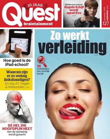 Quest 9, iOS, Android & Windows 10 magazine