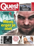 Quest 1, iOS & Android  magazine