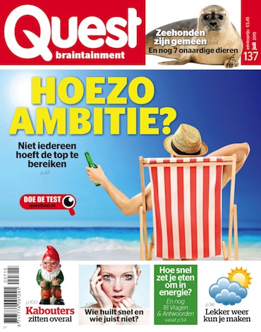 Quest 7, iOS, Android & Windows 10 magazine