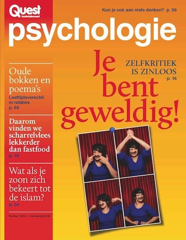Quest Psychologie 1, iOS, Android & Windows 10 magazine