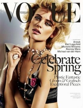 VOGUE 4, iOS & Android  magazine