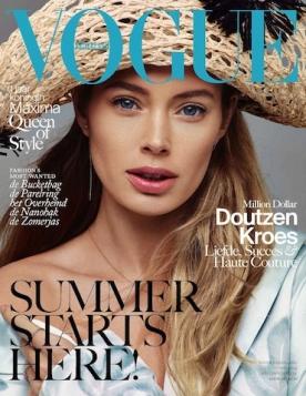 VOGUE 5, iOS & Android  magazine