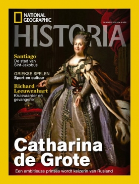 National Geographic Historia 3, iOS & Android  magazine
