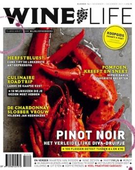WINELIFE 14, iOS, Android & Windows 10 magazine
