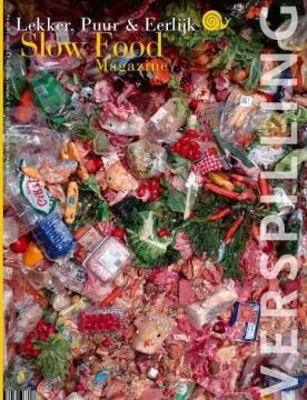 Slow Food Magazine 4, iOS & Android  magazine