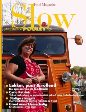 Slow Food Magazine 1, iOS & Android  magazine