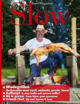 Slow Food Magazine 2, iOS & Android  magazine