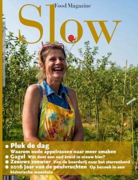 Slow Food Magazine 3, iOS & Android  magazine