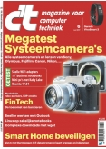 c't magazine 6, iOS, Android & Windows 10 magazine