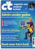 c't magazine 9, iOS, Android & Windows 10 magazine