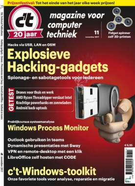 c't magazine 11, iOS & Android  magazine
