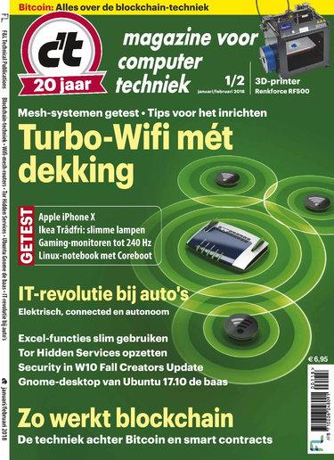 c't magazine 1, iOS & Android  magazine