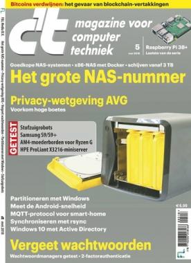 c't magazine 5, iOS & Android  magazine