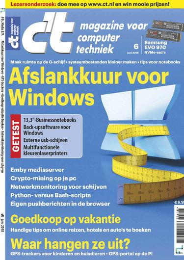 c't magazine 6, iOS & Android  magazine
