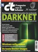 c't magazine 10, iOS, Android & Windows 10 magazine