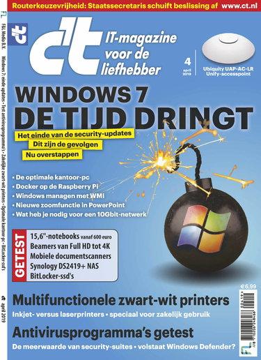 c't magazine 4, iOS & Android  magazine